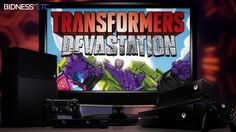 Transformers Devastation - In 1080p 60fps On Sony PlayStation 4 and Microsoft Xbox One