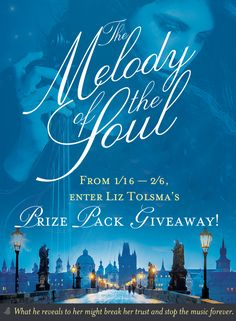 Travel back in time to 1943 and meet Anna Zadok, a Jewish Christian and concert violinist whose career is ended because of Nazi occupation in Prague. Don't miss the new historical fiction novel, The Melody of the Soul, by Liz Tolsma. Celebrate the release of the book by entering to win a prize pack and attending Liz's Facebook Live party. Click for details!
