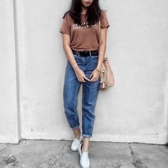 54 Stylish Camel Coat Outfit Ideas to Copy Right Now in 2019 Obviously, camel tones are popular in 2015 and it continues to occupy a place of fashion today. A camel coat […] Simple Outfits, Trendy Outfits, Cute Outfits, Fashion Outfits, Womens Fashion, Fashion Trends, Simple Ootd, 90s Fashion, Ulzzang Fashion