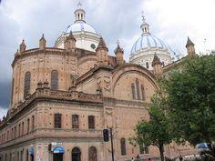 #Cuenca en Provincia del #Azuay #Ecuador http://www.ecuadorgalapagostravels.ec/modulos/cuenca_city_three_days.php