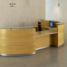 Büromöbel design holz  Büromöbel Set von Kembo Double Bürotisch | Büro - Büromöbel ...