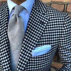 """Viola Milano -  """"Cappuccino"""" 7-fold cashmere tie…"""