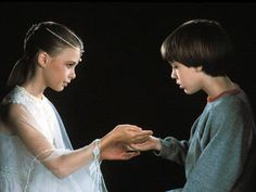 The Neverending Story - LOVE this movie since I was a child. Never stopped!