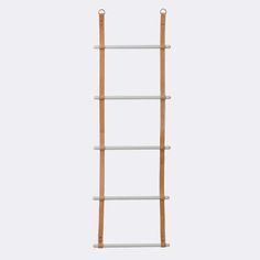 Leather Ladder, Ferm Living * Source : fermliving.com