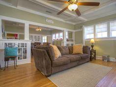 Forth Worth, TX Living Room