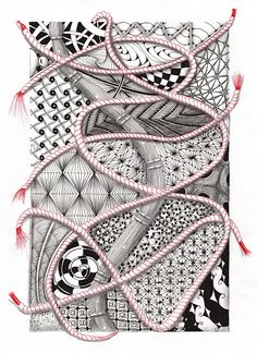 Studio ML: Zentangles®