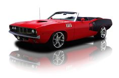 1971 Plymouth 'Cuda | RK Motors Charlotte | Collector and Classic Cars