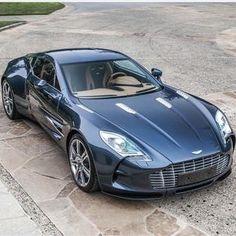 Aston Martin One-77 #astonmartinone77