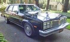 1977 Olds 98 Regency Sedan