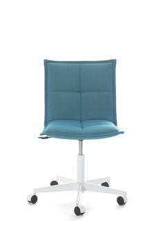 LAB Z Chair by Inno Interior Oy design Harri Korhonen Lab, Interior Accessories, Swivel Chair, Innovation Design, Modern Interior, Furniture Design, Home Decor, Archive, Chairs
