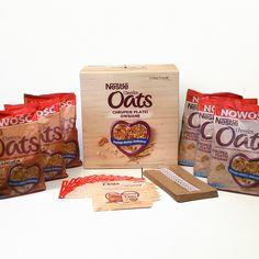Witamy Ambasadorów w kampanii Nestlé CHEERIOS OATS! Poznajcie pyszne płatki śniadaniowe z pełnoziarnistego owsa.  Zapraszamy do aktywności w kampanii oraz wypełniania raportów z rozmów ze znajomymi. :) #CheeriosOats #ChrupkiePlatkiOwsiane