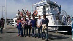 Profesores y alumnos de diversos países europeos participan en el CIFEA de Molina en un curso sobre acuaponía