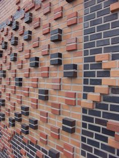 All sizes   DSC08320   Flickr - Photo Sharing! Brick House Designs, Brick Design, Brick Detail, Brick Art, Brick Architecture, Brick Patterns, Paving Stones, Brick And Stone, Garden S