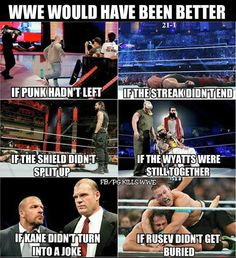 i agree with all of these.except for the last one .i didnt care for it that much Wrestling Quotes, Wrestling Wwe, Watch Wrestling, Wwe Quotes, Golf Quotes, Wwe Facts, Wwe Raw And Smackdown, Wwe Funny, Souvenirs
