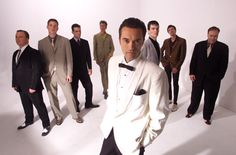 Cherry Poppin' Daddies: Friday, June 22nd at Wiens Family Cellars