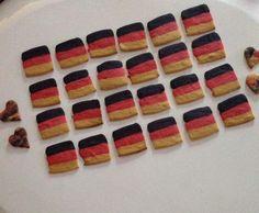 Rezept Deutschland-Kekse (Butterkekse) von Dree81 - Rezept der Kategorie Backen süß
