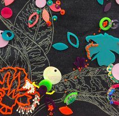 Lizzie Barnes © Swansea College of Art UWTSD Surface Pattern Design