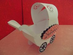 Salete Arantes Creative Crafts: FREE studio file for baby pram buggy