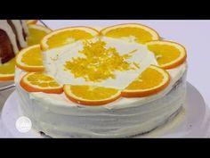 كيكة برتقالي كريمي | CBC Sofra
