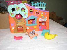 Littlest Pet Shops Clubhouse
