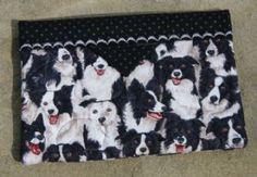 BORDER COLLIE Shopping shopper Beach bag for life Handbag Sheepdog lover gift