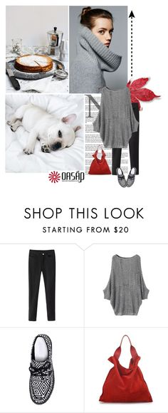 """""""oasap.com... fall6"""" by lagomera ❤ liked on Polyvore featuring mode, Massimo Dutti en Jil Sander"""