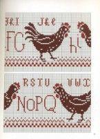 """Gallery.ru / tatasha - Альбом """"MARABOUT Poules et poulettes"""""""