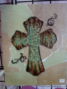 cross to support the troops, home decor on Cadillac Ranch on Facebook