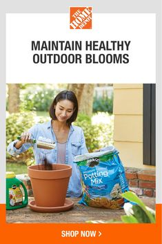 Grow healthy blooms in your yard and expand your garden with The Home Depot. We have the supplies and garden know-how you need to take your garden to the next level. Tap to browse a wide variety of potting mixes, stylish planters and more at The Home Depot. Mccoy Pottery, Vintage Pottery, Garden Club, Lawn And Garden, Gardening For Beginners, Gardening Tips, Garden Crafts, Garden Ideas, Breezy Chris Brown