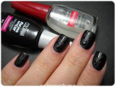 Preto Gráfico Fosco - Colorama   Nail Art!