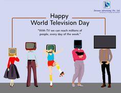 #Happyworldtelevisionday.