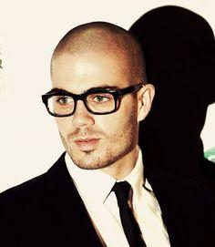 max george #glasses