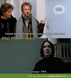 Double Snape WIN!