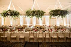 Floral Design: Loop Event Arts - http://www.stylemepretty.com/portfolio/loop-event-arts Event Planning + Design: Ruby