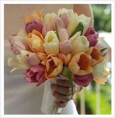 Spring Bridal Bouquets | Wedding Paper Divas