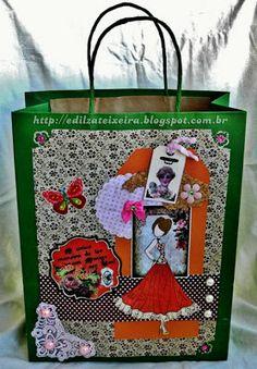 Edilza Teixeira: Carimbos Dolls - Prima