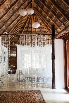 Casa dos Besos in Tulum, Mexico Bungalows, Global Home, Hacienda Style, Space Interiors, Tulum Mexico, Beautiful Hotels, Back To Nature, Honeymoon Destinations, Mexico Travel