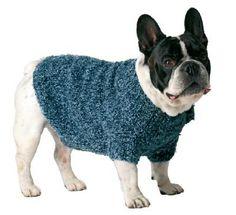 Fascículo 18 de Ganchillo y Tricot: abrigo tejido en punto jersey y ribeteado en punto elástico doble nuestra mascota