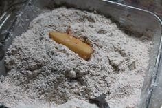 Crispy Potato Wedges Recipe - Yummy Tummy Crispy Potato Wedges, Potato Wedges Recipe, Crispy Potatoes, Chicken Croquettes, Potato Croquettes, Fried Chicken Nuggets, Baked Chicken, Potato Poppers, Vegetable Cutlets
