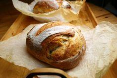 Belleau Kitchen: greek yoghurt and spelt loaf