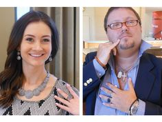 Who wore @David Yurman better? Tiffany or Brent?!