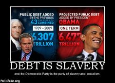 Exacyly why Liberals, Progressive and Socialists think Obama was best President ever.
