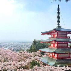 Mountain Fuji #Japan  #AhoyAdventures    @tritamj by ahoyadventures