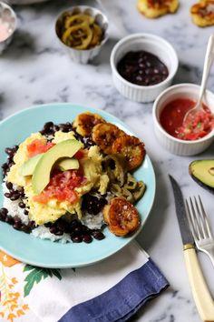 Costa Rican Breakfast | http://joythebaker.com/2015/07/costa-rican-breakfast/