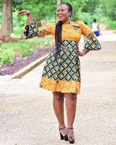 Www.twenafashions.com ~DKK ~African fashion, Ankara, kitenge, African women dresses, African prints, African men's fashion, Nigerian style, Ghanaian fashion.