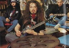 """1,357 Likes, 6 Comments - P A N T E R A (@pantera_fanpage1) on Instagram: """"#vinniepaul #dimebagdarrell #rexbrown"""""""