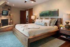 Bertsch-Furimsky - traditional - bedroom - albuquerque - Living Stone Construction, Inc.