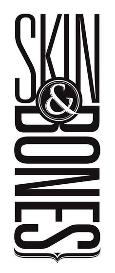 This logo really stands out to me because of the contrast and the layout. I like how the '&' over laps both the 'skin' and 'bones' part of the logo. I do think that the use of different type boldness was key for this logo to appear the way that it has and by it being like this it catches your eye.
