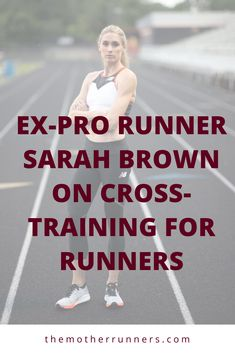 Sarah Brown ran for New Balance as a mom of two young girls. She shares how cross-training kept her healthy. Running Day, Kids Running, Running Training, Running Tips, Cross Training For Runners, Beginner Runner Tips, Become A Runner, Pelvic Floor Exercises, Running Injuries