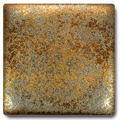 Spectrum 1114 Metallic Gold Rain Glaze. This is a glaze for pottery not a paint unfortunately